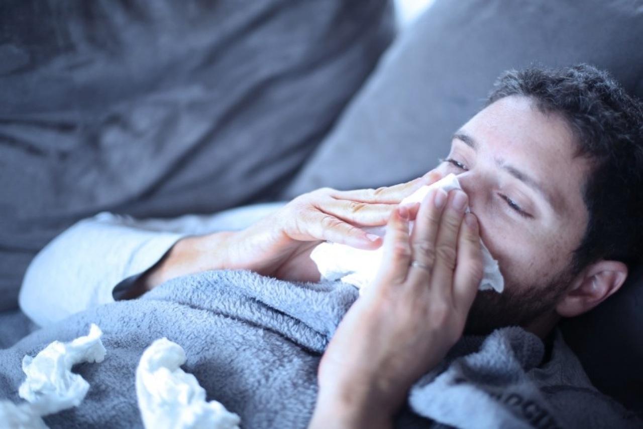 Csúcsponton az influenza – Gyorsan jött és lassan távozik