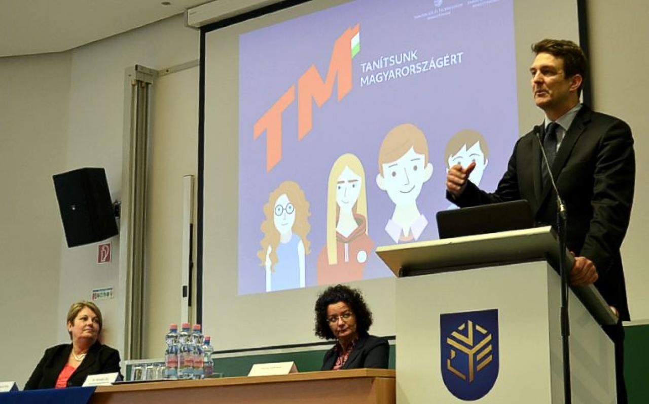 Tanítsunk Magyarországért! – Programindító a Nyíregyházi Egyetemen