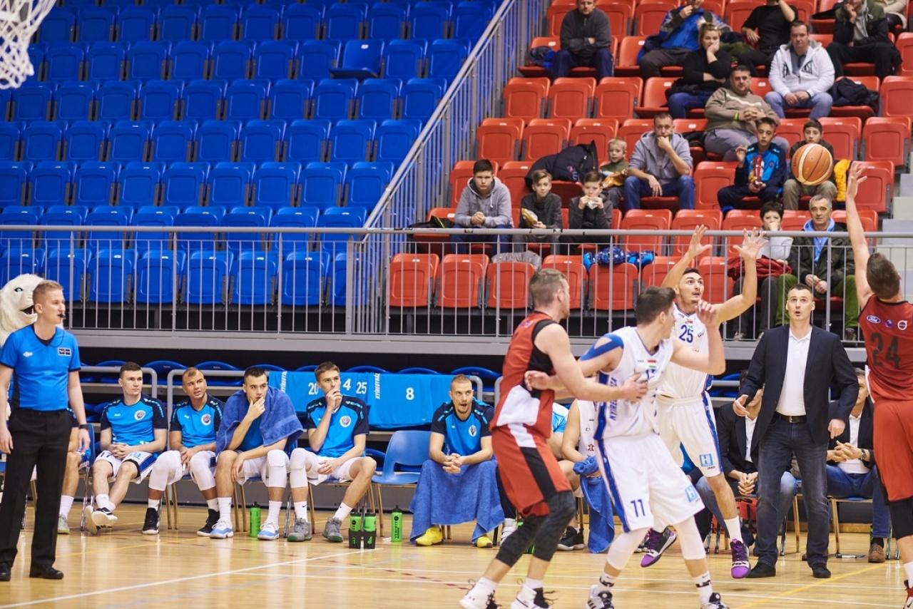 A Nagykőrös is kipipálva - hazai pályán nyertek a kosarasok
