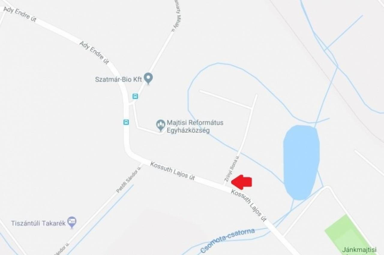 Halálos baleset történt Jánkmajtison – 63 éves kerékpárral közlekedő nő vesztette életét