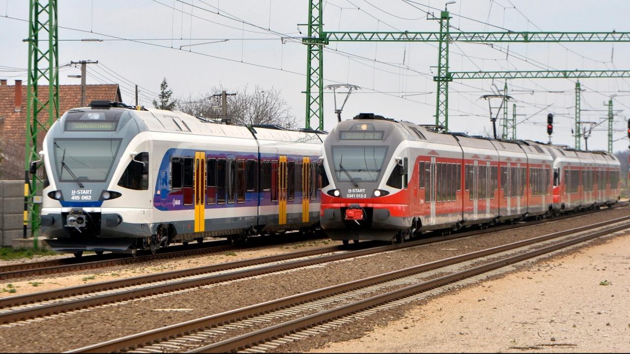 Több millióval nőtt a vonatozók száma négy év alatt