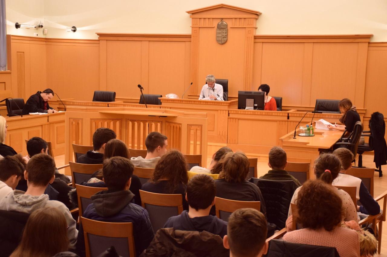 A gyermekek jogai kerültek előtérbe a Nyíregyházi Törvényszéken