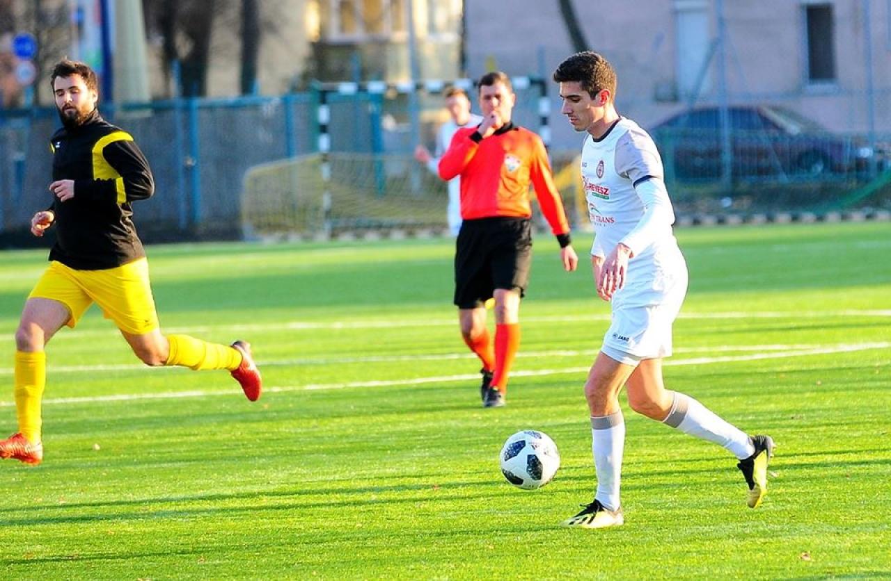 Szpari hetes - potyogtak a gólok az edzőmeccsen a Nagybánya ellen