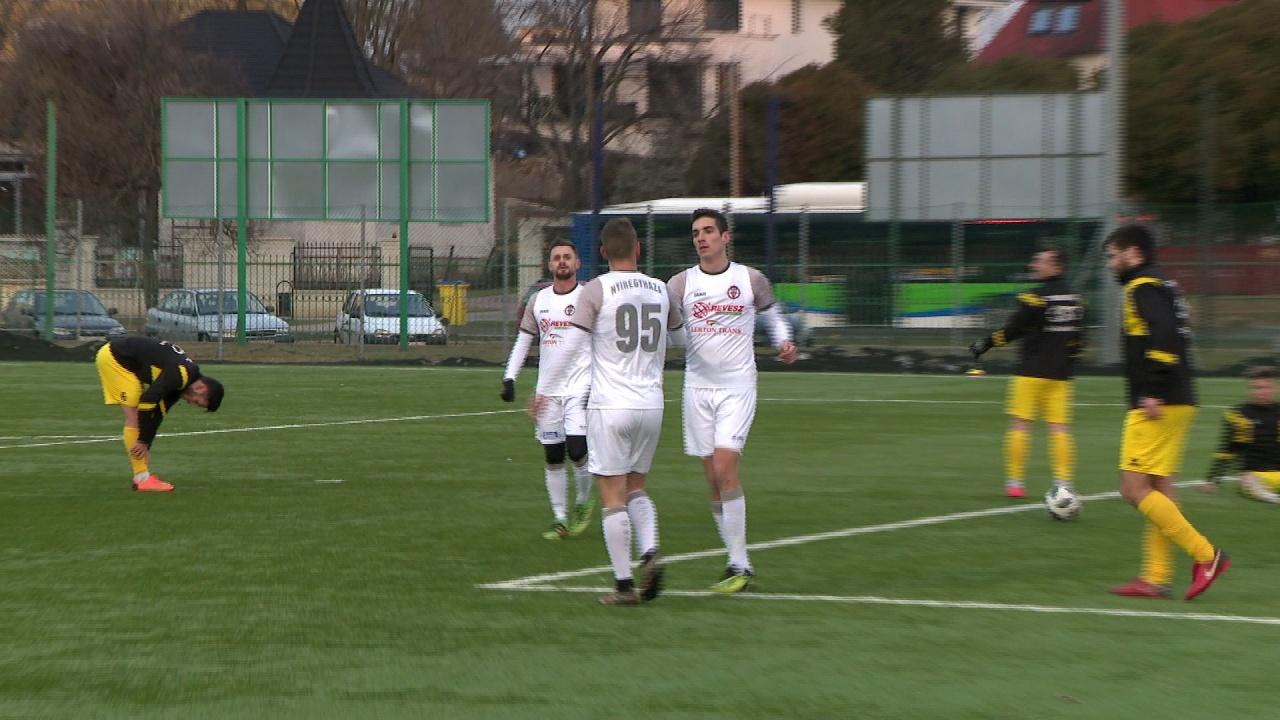 Irány Zalaegerszeg - a második helyezett otthonában játszik a Szpari