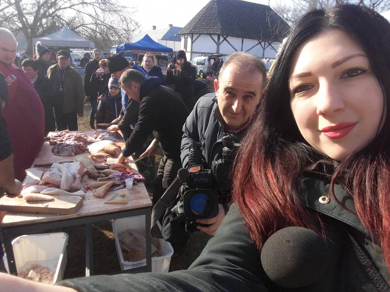 Országos médiában a nyíregyházi rendezvény - Pillanatképek a Disznótorosról!