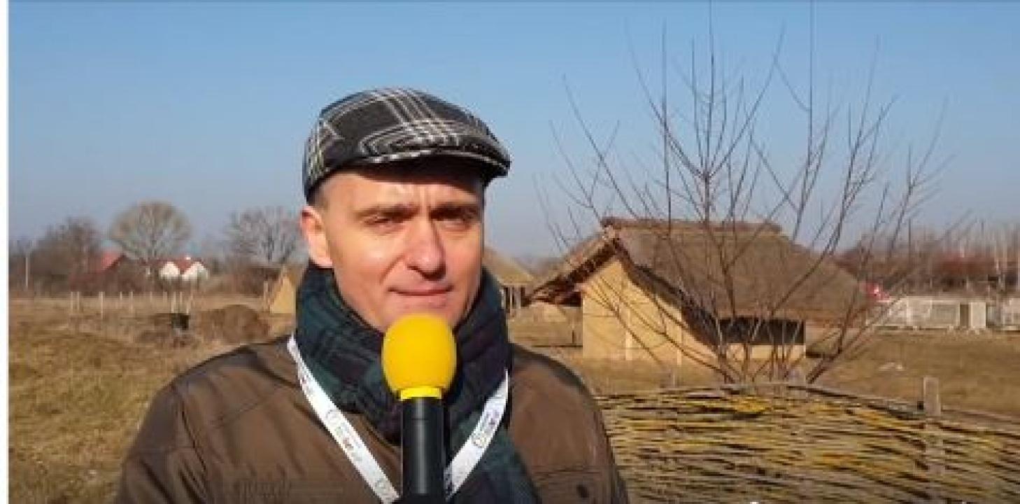 A Disznótoros helyszínéről üzent a műsorvezető - Ezért érdemes ellátogatni a Múzeumfaluba