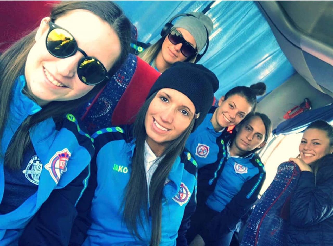 Visszavágás - győzött Kassán a Nyíregyháza Spartacus női csapata
