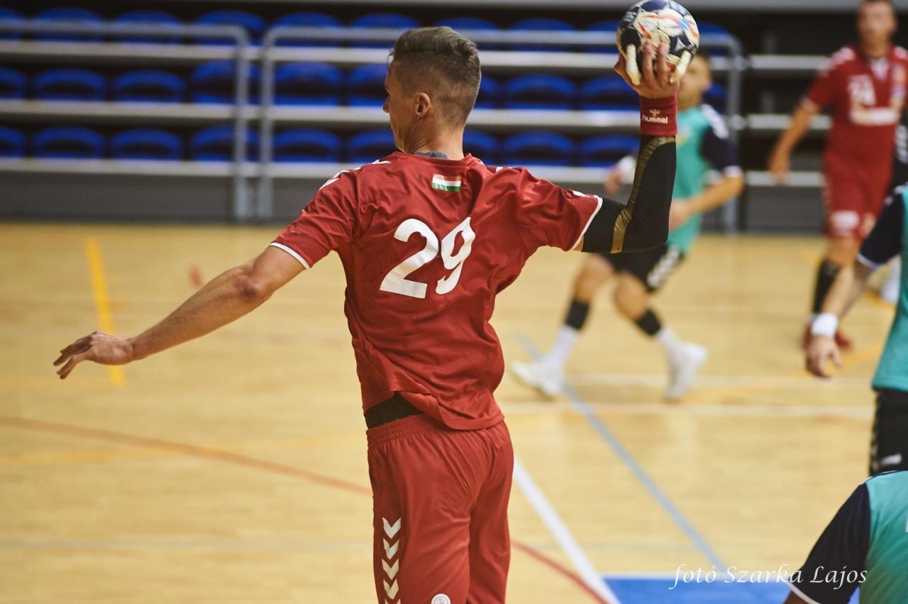 A jó kezdés megvan - Debrecenben nyertek a kézilabdások az első tavaszi meccsen