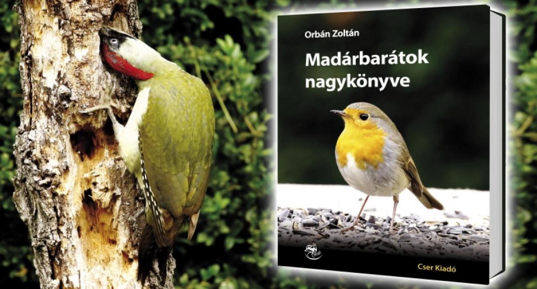 Megjelent a Madárbarátok nagykönyve