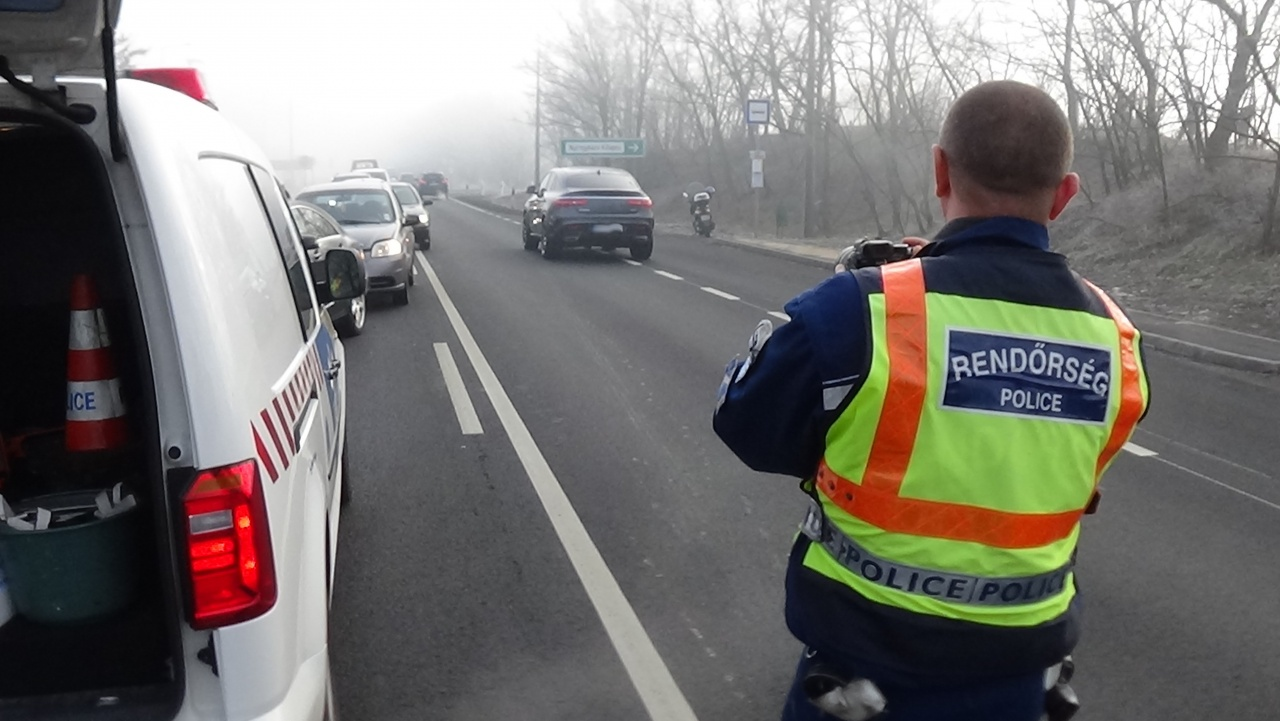 Jelentős anyagi kárral járó baleset történt Kőlaposnál