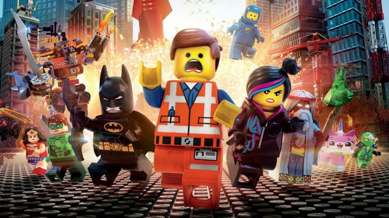 Új időpontban A Lego-kaland 2 – Hétvégén irány a Krúdy Art Mozi!