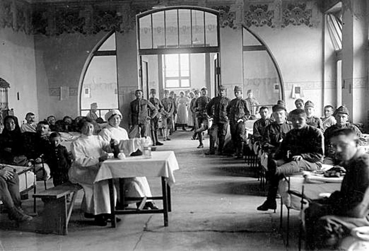 A sóstói szálló a történelem viharaiban