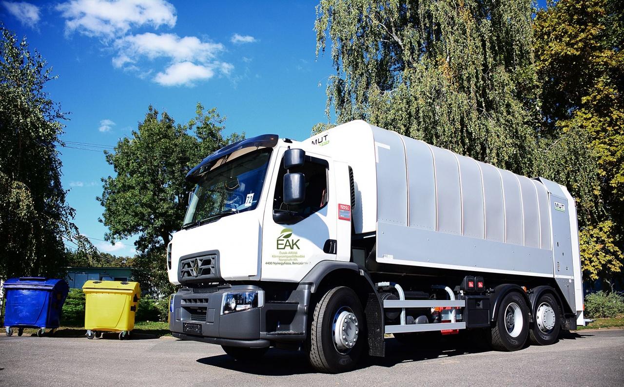 Biohulladék szállítás – A zöldhulladékot a Hulladékudvarokban bármikor átveszik