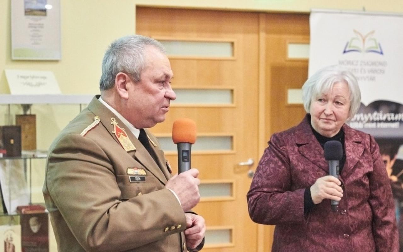 Hogyan lett helytörténész Tóth Sándor honvéd ezredes? Kiderül az Alkotás utcában!