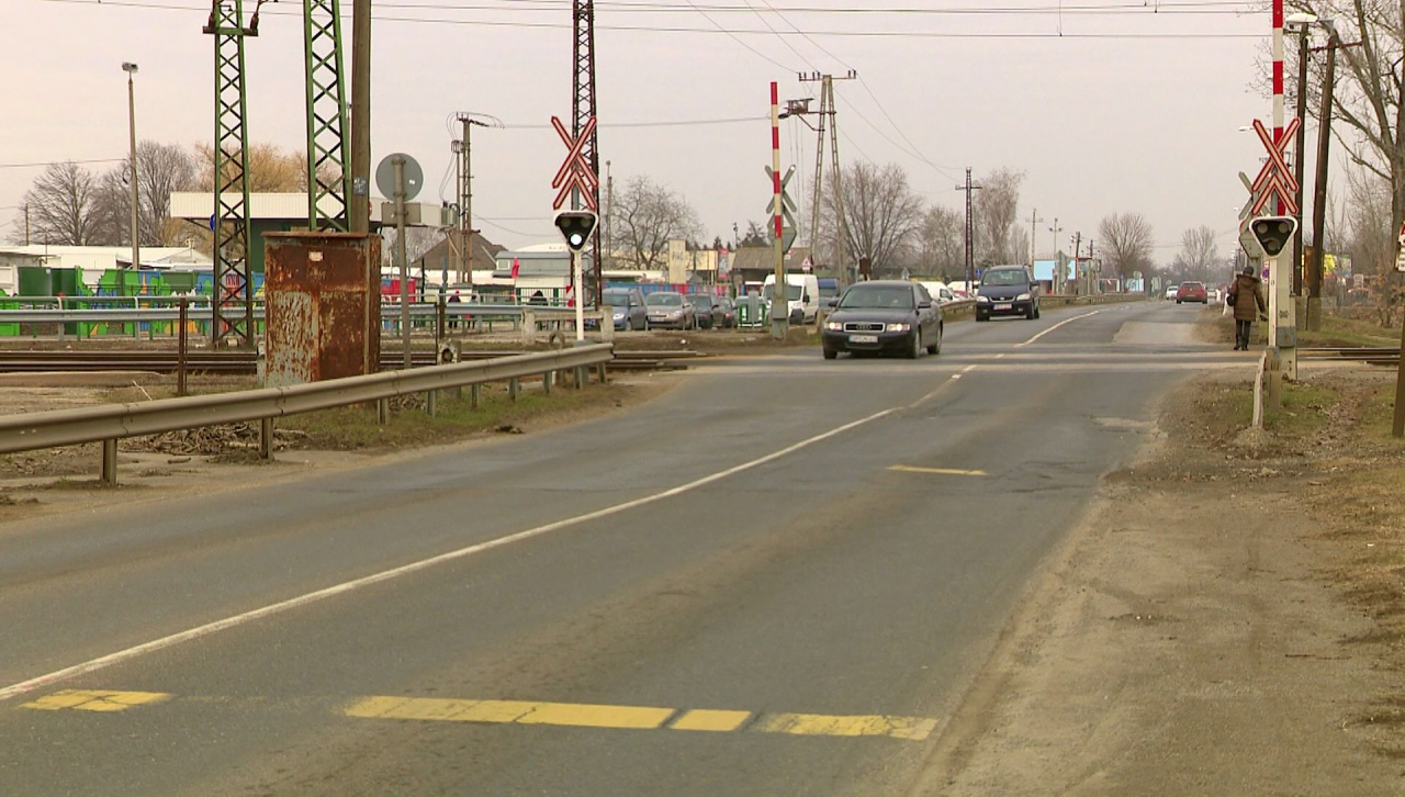 Aluljáró épülhet a Tokaji úti vasúti kereszteződésben, már tervezhetik