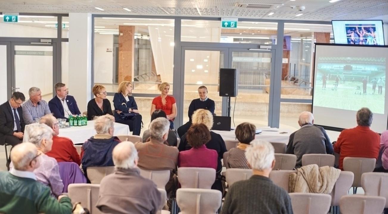 Értékes Esték – A téma a Nyíregyházi Női Röplabda Club volt
