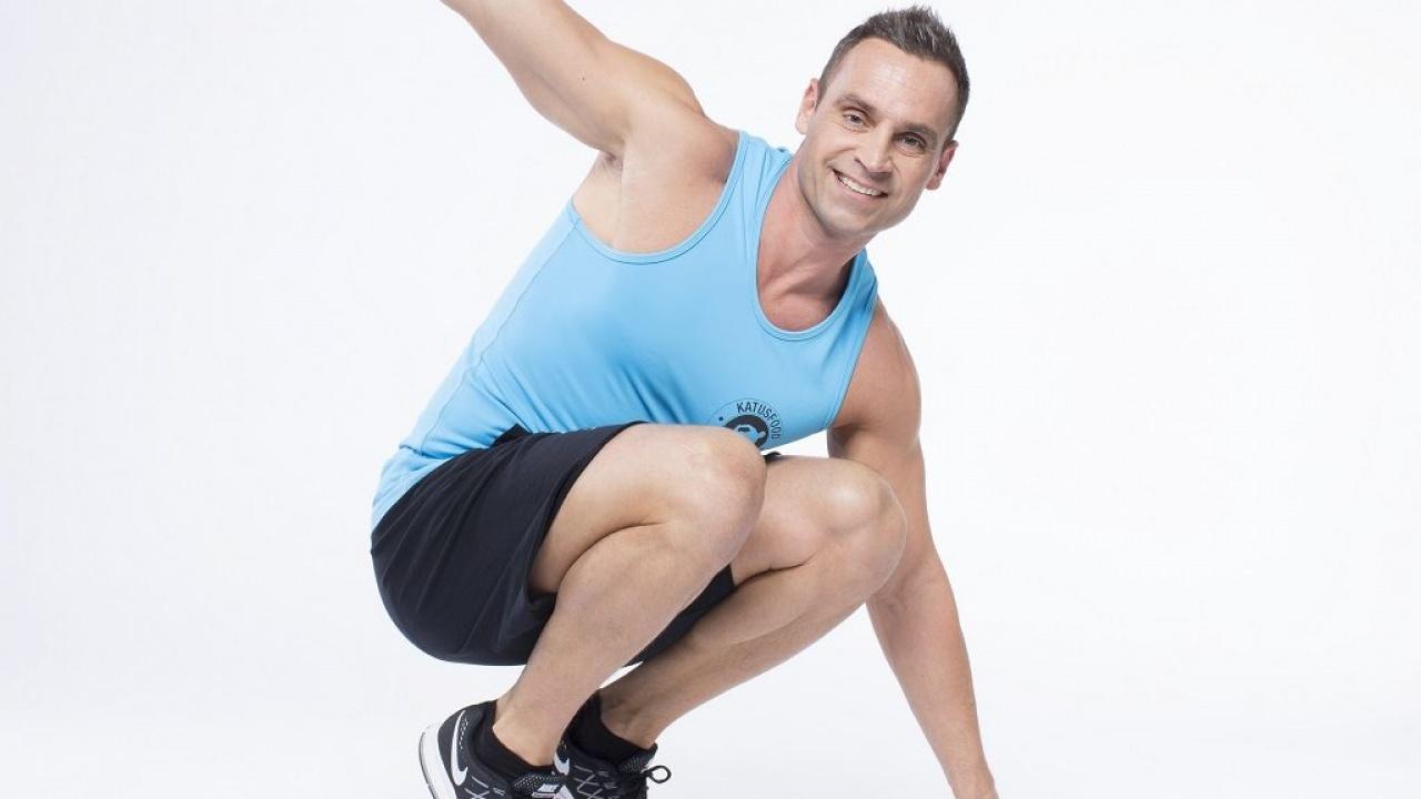 Fitt-Nőnap – Alakformáló edzés Katus Attilával, újra Nyíregyházán