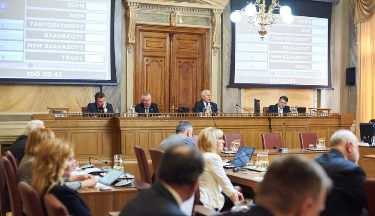 Közgyűlés – A szociális ellátásról és a civilek támogatásáról is szavaztak a képviselők