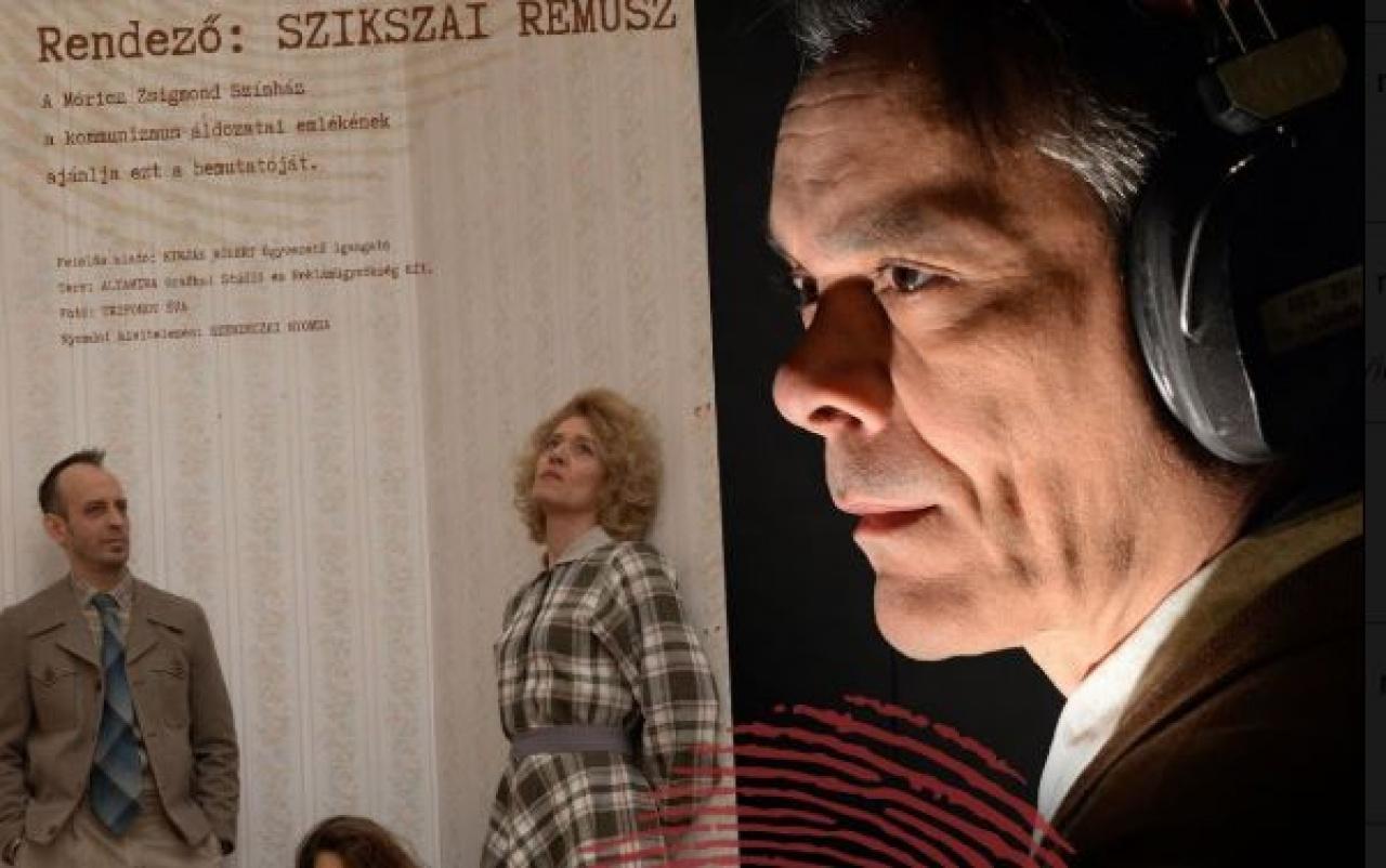 A Kalucsni a Móricz Zsigmond Színház legújabb darabja