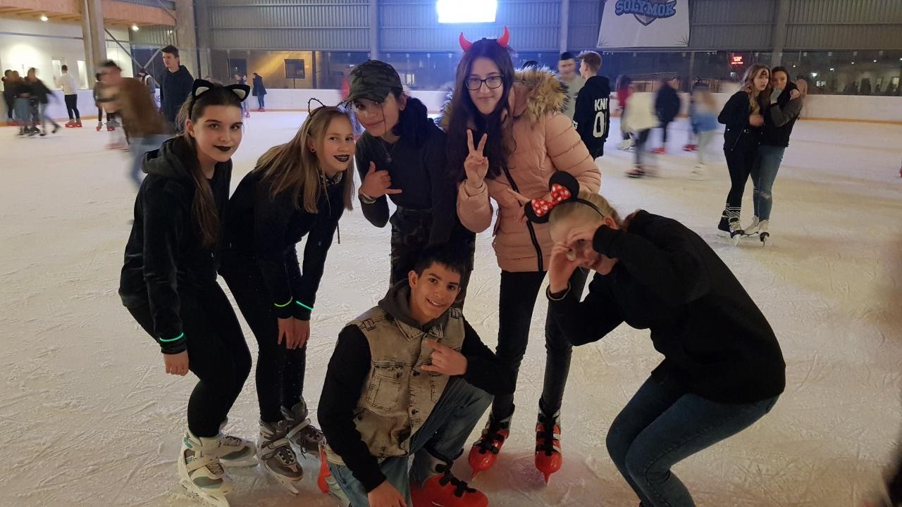Őrületes Farsangi Ice Party a Városi Jégpályán