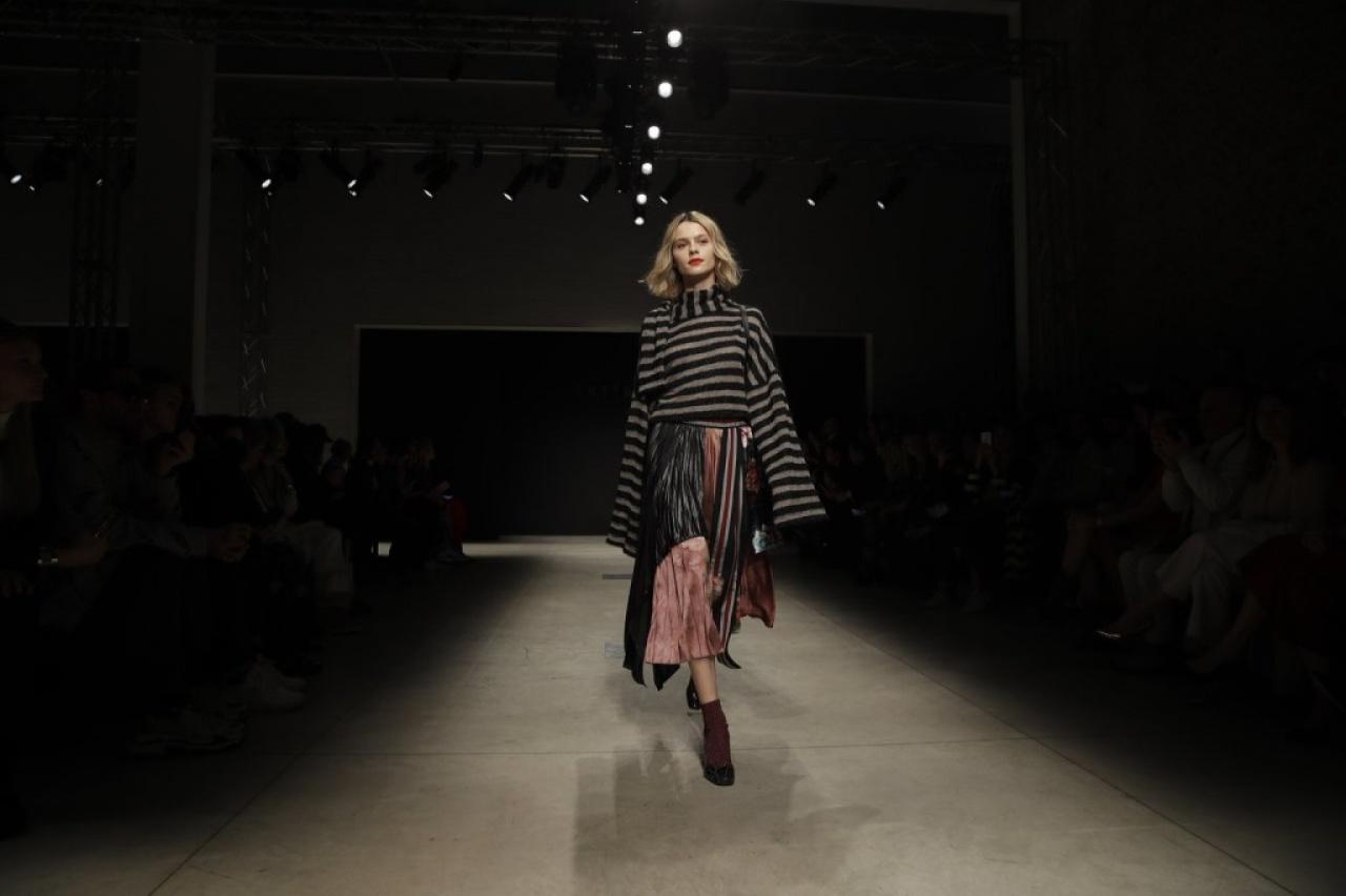 Újabb magyar siker - Telt ház várta a hazai tervezőket a Milánói Divathéten