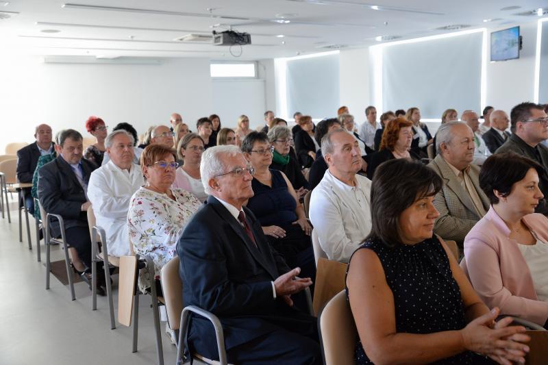 120 éves a Jósa András Oktatókórház