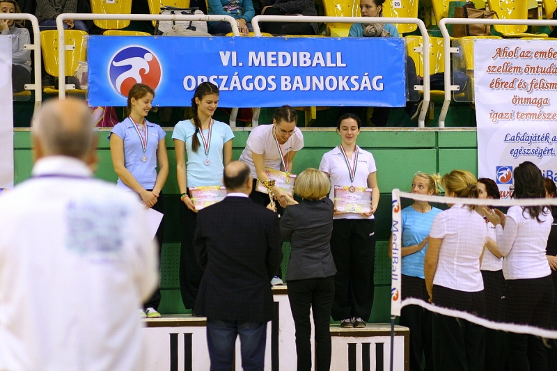 MediBall bajnokság