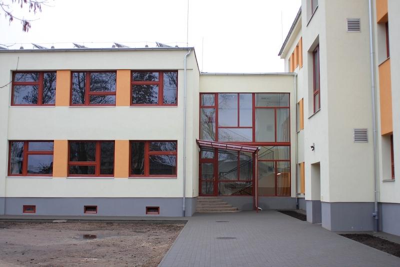Megújult az Evangélikus Kossuth Lajos Gimnázium