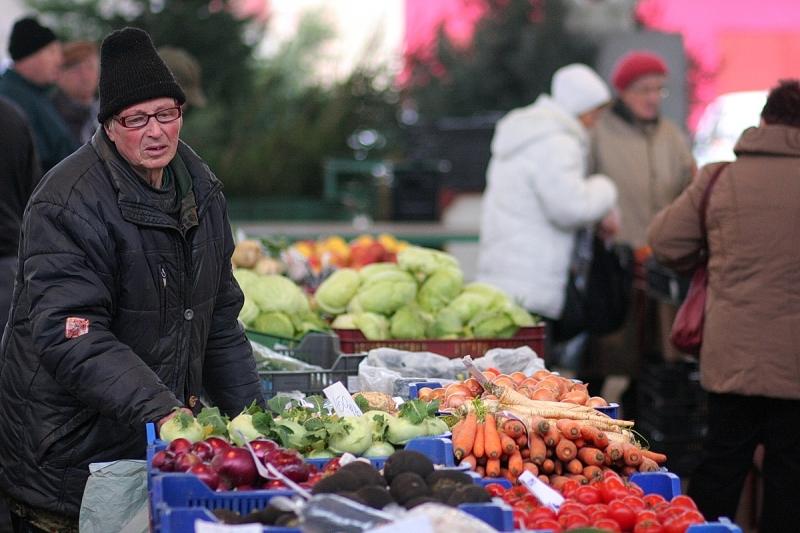 Megtelt élettel a fedett piac