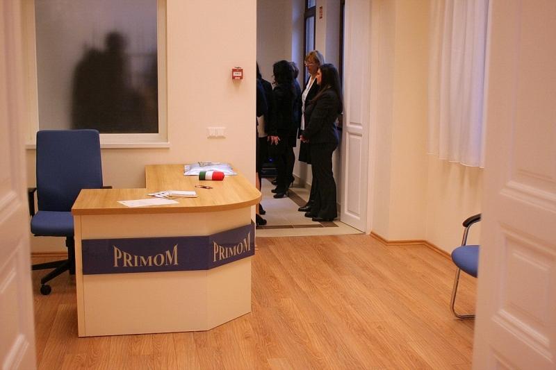 Átadták a Primom új épületét