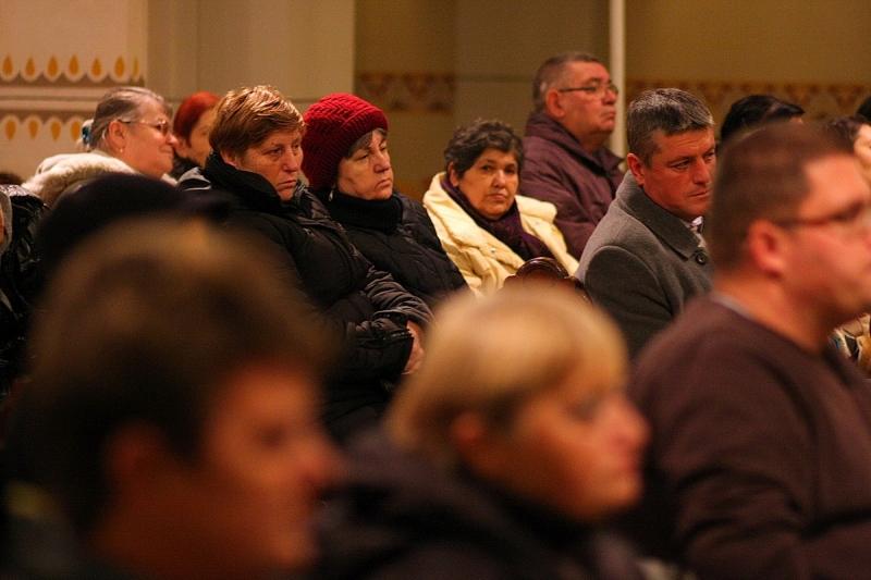 Karácsonyi műsor a római katolikus társszékesegyházban