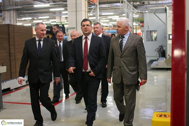 Új gyártósor a Dunapacknál