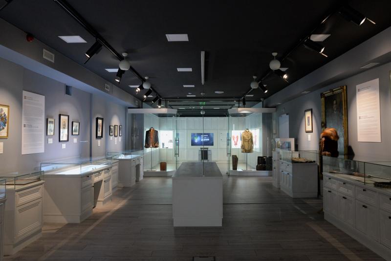 A Kállay Gyűjtemény épületének átadó ünnepsége