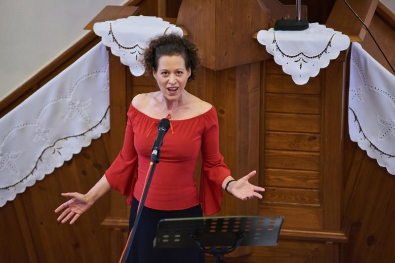A lélek hangjai - vallásközi koncert Sóstón