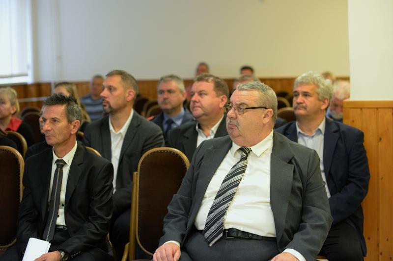 A Magyar Közút téli gépszemléje