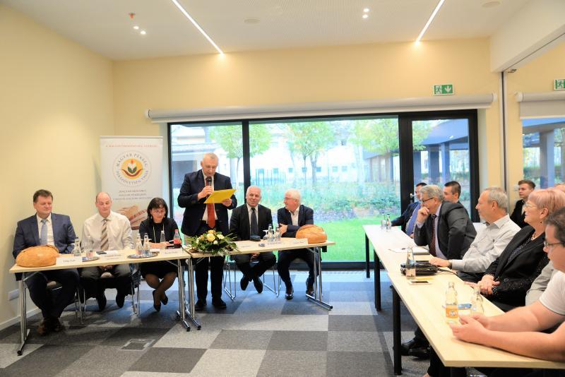 A Magyar Pékszövetség 2019. évi közgyűlése Nyíregyházán
