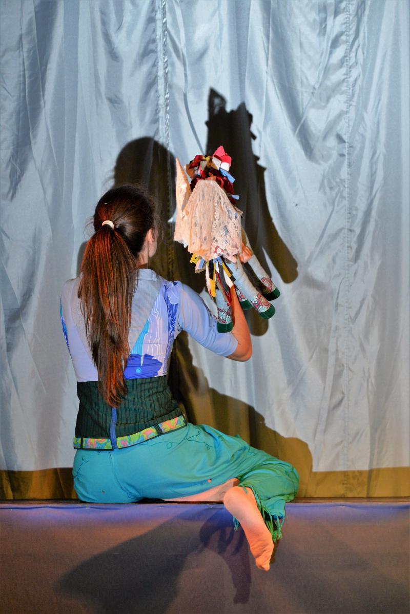 A púpos lovacska - beutató a MŰvész Stúdióban