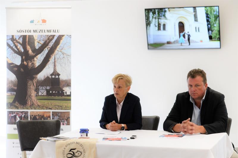 A sajtó képviselőit tájékoztatták a Sóstó Látogatói Piknikről