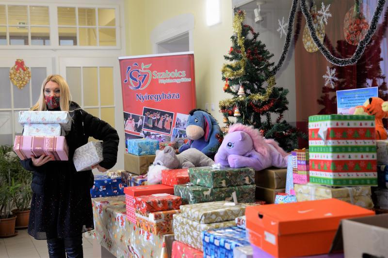 A Szabolcs Néptáncegyüttes által összegyűjtött adományok hamarosan a rászorulókhoz érkezik