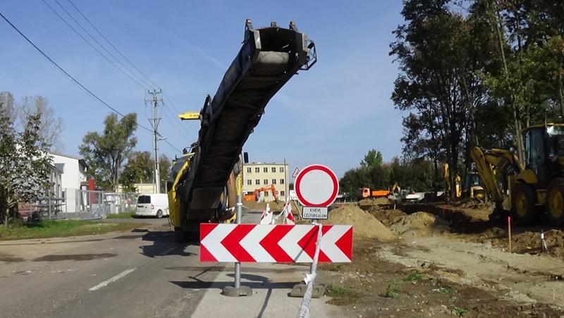 A Szélsőbokori út zsákutca az Ív utcától a Tiszavasvári útig