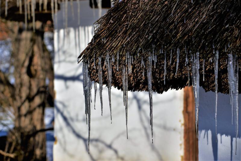 A tél szépségei a Sóstói Múzeumfaluban