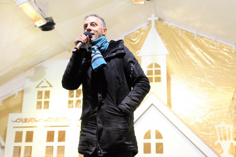 Advent első vasárnapján Nyíregyháza ünnepi díszben