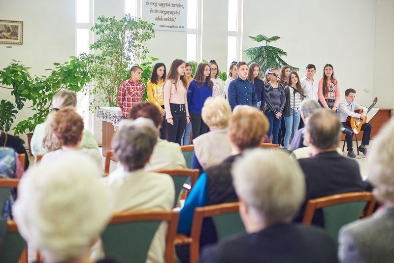 Anyák napi ünnepség a Rotary szervezésében