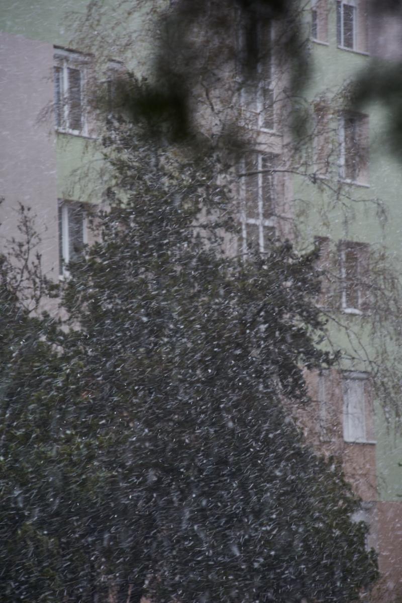 Áprilisi havazás Nyíregyházán