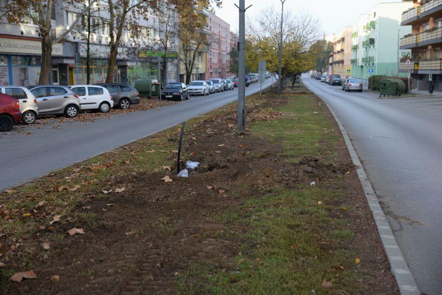 Arany János utca felújítása_2018.11.06.