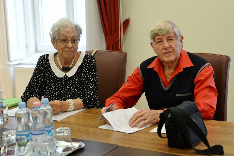 Az Idősügyi Tanács szeptemberi ülése