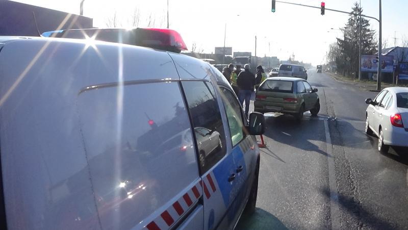 Baleset a Debreceni úton - Szabálytalan sávváltás