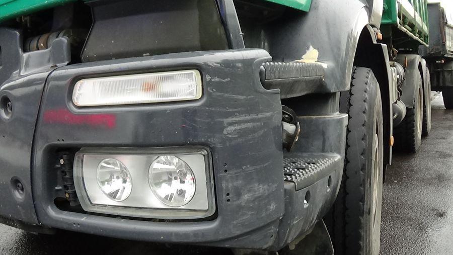 Baleset történt az Állomás téren csütörtök délután