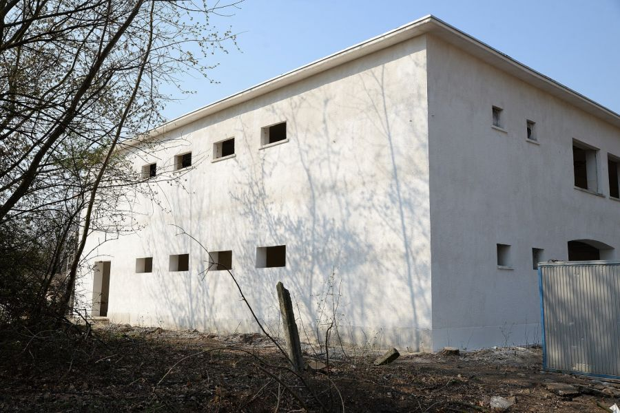 Barnamezős beruházás a Tiszavasvári úton