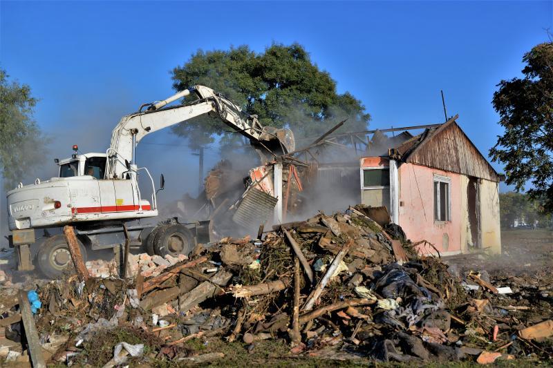 Befejeződött a Keleti lakótelep régi épületeinek elbontása